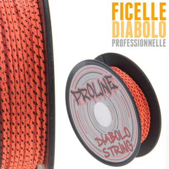 Ficelle diabolo Proline 10m orange