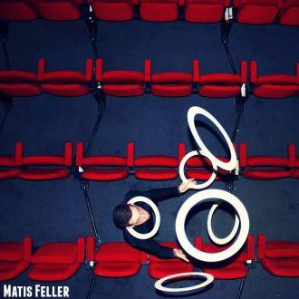 Matis Feller jongleur anneaux
