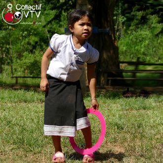 Anneau de jongle avec le collectif VTV