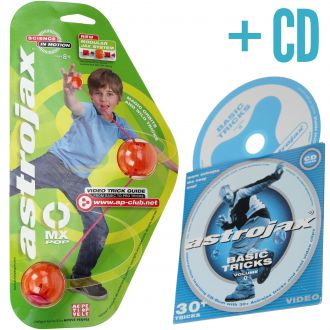 Astrojax MX Pop avec Cd-Rom