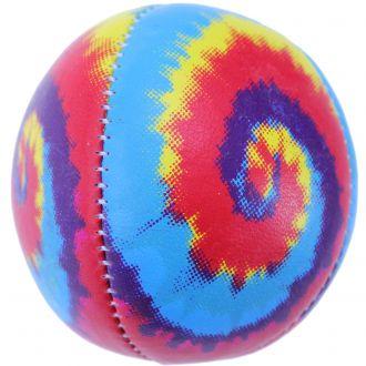 Balle Lucy spirale bleue