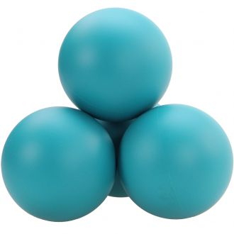 Balle de contact turquoise