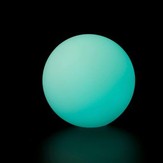 Balle Lumineuse turquoise Play