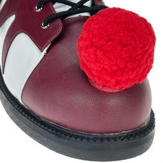 Chaussures de Clown Punk