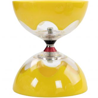 Diabolo Hyperspin T Jaune