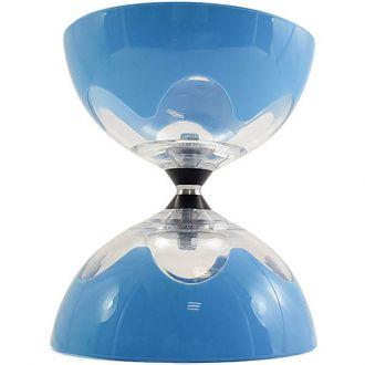 Diabolo Hyperspin bleu