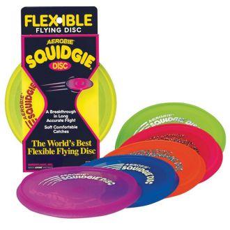Frisbee Aerobie Squidgie