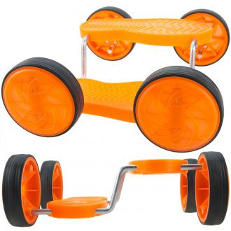 Fun Stepper acrobatique cirque roues
