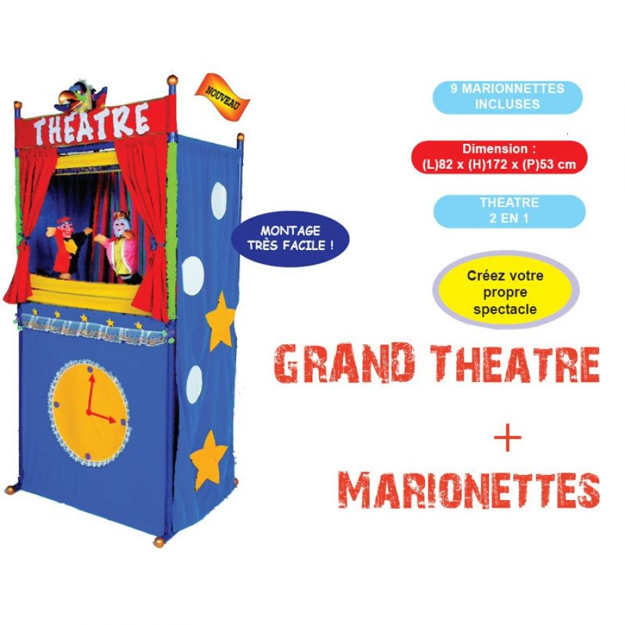 Coupons for the grand theatre
