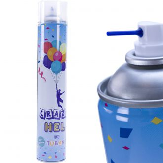 Bouteille helium