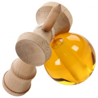 Kendama transparent