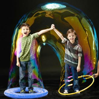 Mettre 2 personnes dans une bulle