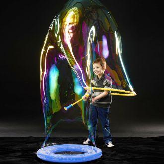 Comment faire des bulles géantes