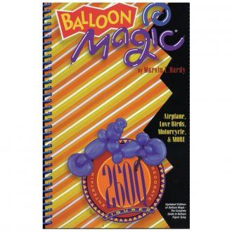 Livre Balloon Magic