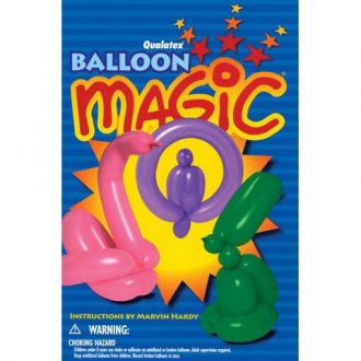 Livret Balloon Magic