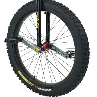 roue monocycle Q-Axle 24p