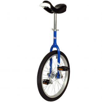 Monocycle Only One bleu