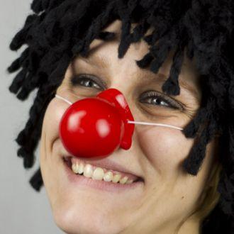 Clown Nez Adultes /& Enfants Clown nez rouge 25 unités rouge nez mousse