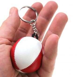 Porte clef balle de jongle