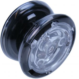 yoyo Triple Action Black Power