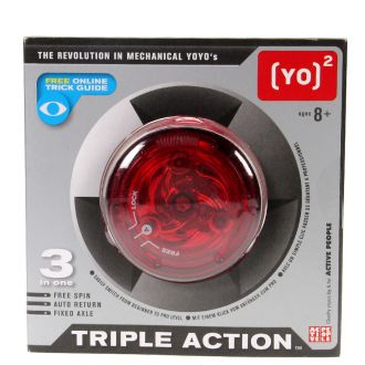 Triple Action Active People