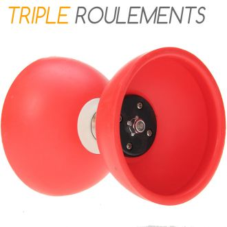 Cyclone triple roulement