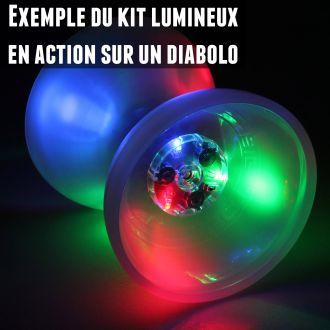 Kit Lumineux pour Diabolo