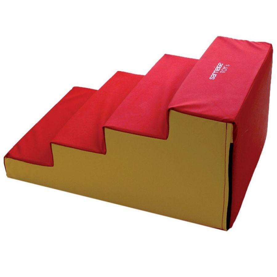 escalier module mousse motricite netjuggler. Black Bedroom Furniture Sets. Home Design Ideas