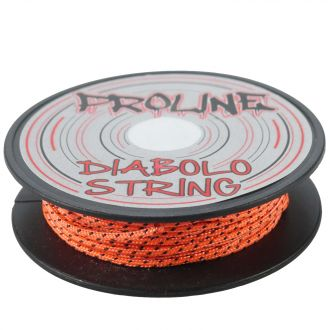 Ficelle de diabolo orange