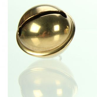 Grelot 35mm doré