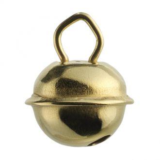 Grelot doré de 9mm de diamètre