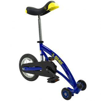 Monocycle à roulettes