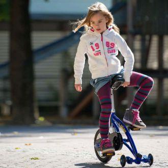 Apprendre le monocycle